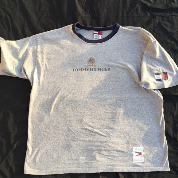 74ef90e6 Tommy Hilfiger Shirts | Vintage Tshirt | Poshmark